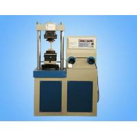 Buy cheap Bending compression testing machine series from wholesalers
