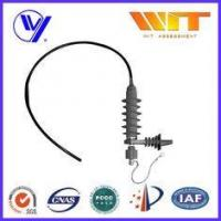 Buy cheap Polymer 42KV Transmission Line Surge Arrester for Power Transformers from wholesalers