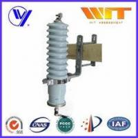 Buy cheap Electrical Metal Oxide Arrester 66KV Porcelain Ceramic without Gap from wholesalers