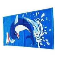Buy cheap Fiber Reactive Printed Beach Towel from wholesalers