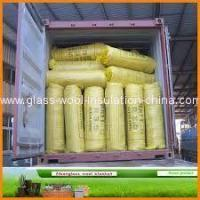 Buy cheap R3.5 Glass wool batts/HOME Insulation FOR AUSTRALIA from wholesalers
