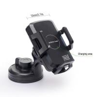 Buy cheap C1+ Universal Qi Car Holder Wireless Charge,car wireless cha from wholesalers
