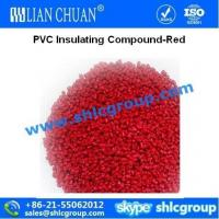 Buy cheap PVC Insulating Compound-Red(ROHS) product
