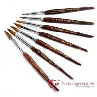 Buy cheap Nail Art Brushes Item NO: TP-AB03 (Kolinsky Sable Brush) from wholesalers