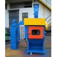 Buy cheap Batch Barrels / Tumble Shot Blasting Machine Fully Automatically Surface Particle Refining from wholesalers