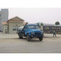 Dongfeng 140 suction truck (JDF5100GXE Jiang special suction truck )