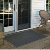 Buy cheap door mat Wayfarer Mat Size: 2' x 3', Color: Gray from wholesalers