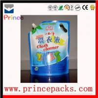 Buy cheap Kinds of Stand up Pouch with Spout for Detergent from wholesalers
