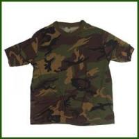 Buy cheap Camouflage Troops Men Shirt from wholesalers