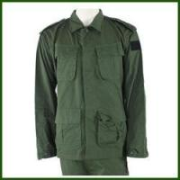Buy cheap Green army surplus uniform from wholesalers