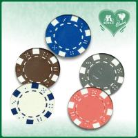 Buy cheap 11.5 Gram Dices Style Poker Chips (PC-28) from wholesalers