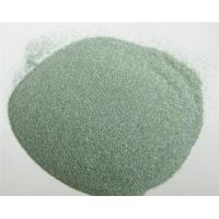 Buy cheap green silicon carbide grit from wholesalers