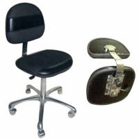 Buy cheap YP-C015 High Quality Black ESD Mesh Fabric Chair/Antistatic Chair from wholesalers
