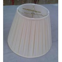 China GL-LS3004 box pleat lamp shade Home on sale