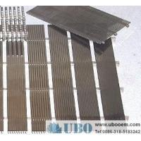 Buy cheap Wedge Wire Sidewall Screens from wholesalers
