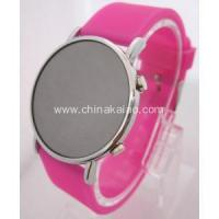 Buy cheap Candy Color Fashion LED Silicone Watch from wholesalers