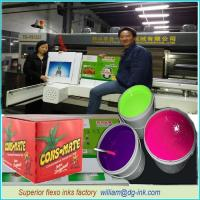 Buy cheap Corrugated Carton Printer Inks from wholesalers