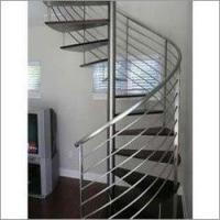 Buy cheap Stainless Steel Spiral Railing from wholesalers