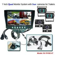 Buy cheap Car Rear View System RI-701SB-4T Quad System with Trailer Cable from wholesalers