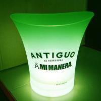 Buy cheap Led ice bucket color changing beverage tub from wholesalers