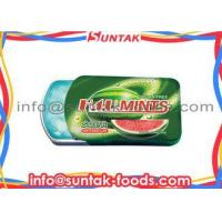 Buy cheap Special Taste Sugar Free Lozenges Without Aspartame / Bulk Peppermint Candy from wholesalers
