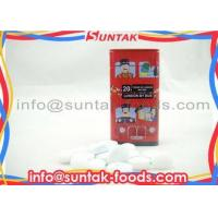 Buy cheap Healthy Hard Sugar Free Candy For Diabetics , Tin Box 0 Calorie Candy from wholesalers