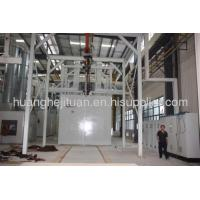 Buy cheap hook type shot blasting machine from wholesalers