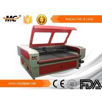 Buy cheap 1610 Home CNC Co2 Fiber Optic Roll Laser Cutter Laser Cutting Machine from wholesalers