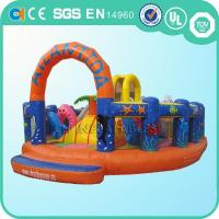 mini inflatable fun city