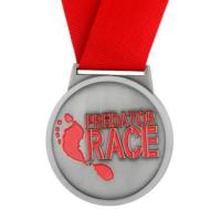 Buy cheap Soft Enamel Marathon Medal product