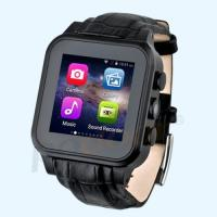 Buy cheap PW308S 3G android bluetooth WIFI smart watch phone with SIM from wholesalers