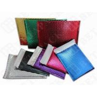 Buy cheap Fully Laminated Aluminum Foil Bubble Packaging Envelopes 6 x 10 Bubble Mailers from wholesalers