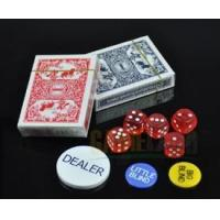 Buy cheap 500pcs Poker Set In Silver Aluminum Case from wholesalers