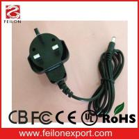 Buy cheap UK plug 5V2A wall power supply 12w from wholesalers