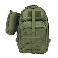 Buy cheap Small Backpack/bottle Holder - Green from wholesalers