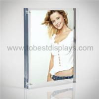 Buy cheap Glass Block Picture Frame from wholesalers