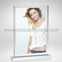 Buy cheap Two Sides Photo Frame from wholesalers