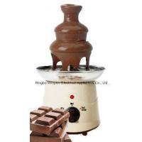 Buy cheap Mini PRO 3-Tier Chocolate Fountain Trade Terms:FOB, CFR from wholesalers