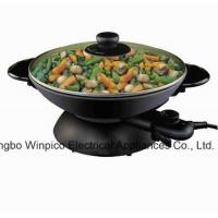 Buy cheap Electric Woks and Stir Fry Pans, 2-in-1 Trade Terms from wholesalers