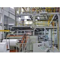 Buy cheap Equipment PET Spunbond nonwoven line from wholesalers