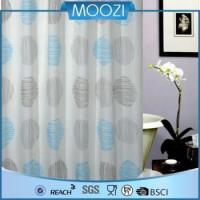 Buy cheap Shower Curtain High quality hotel used polyester bathroom shower curtain from wholesalers