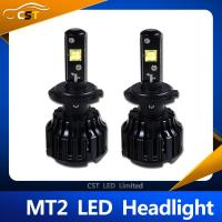 Buy cheap 2015 SEMA Show 3600LM MT2 H7 CREE LED Headlight from wholesalers
