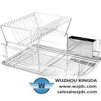 Buy cheap Stainless dish racks from wholesalers