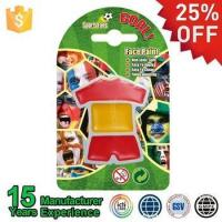 Buy cheap Promotion 2015 New Promotional 25 % Off World Cup Oil Based Face Paint from wholesalers