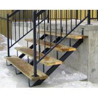 Buy cheap Steel Wood Stairs from wholesalers