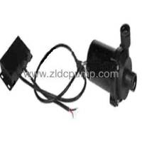 Buy cheap ZL25 brushless DC mini pump series ZL50-03BG Warm Water Pressure Circulation Pump from wholesalers