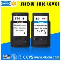 Buy cheap printing ink cartridge refilled PG540 CL541 fast selling consumer goods from wholesalers