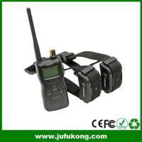 Buy cheap JFK-PT900B-21000M Rechargeable Dog Training Collar Remote for 2 dogs from wholesalers