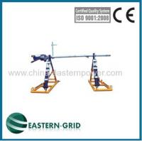 Buy cheap hydraulic conductor reel stand china from wholesalers