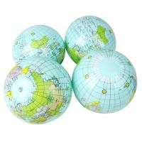 Buy cheap Beach & Water Products Inflatable world globes from wholesalers